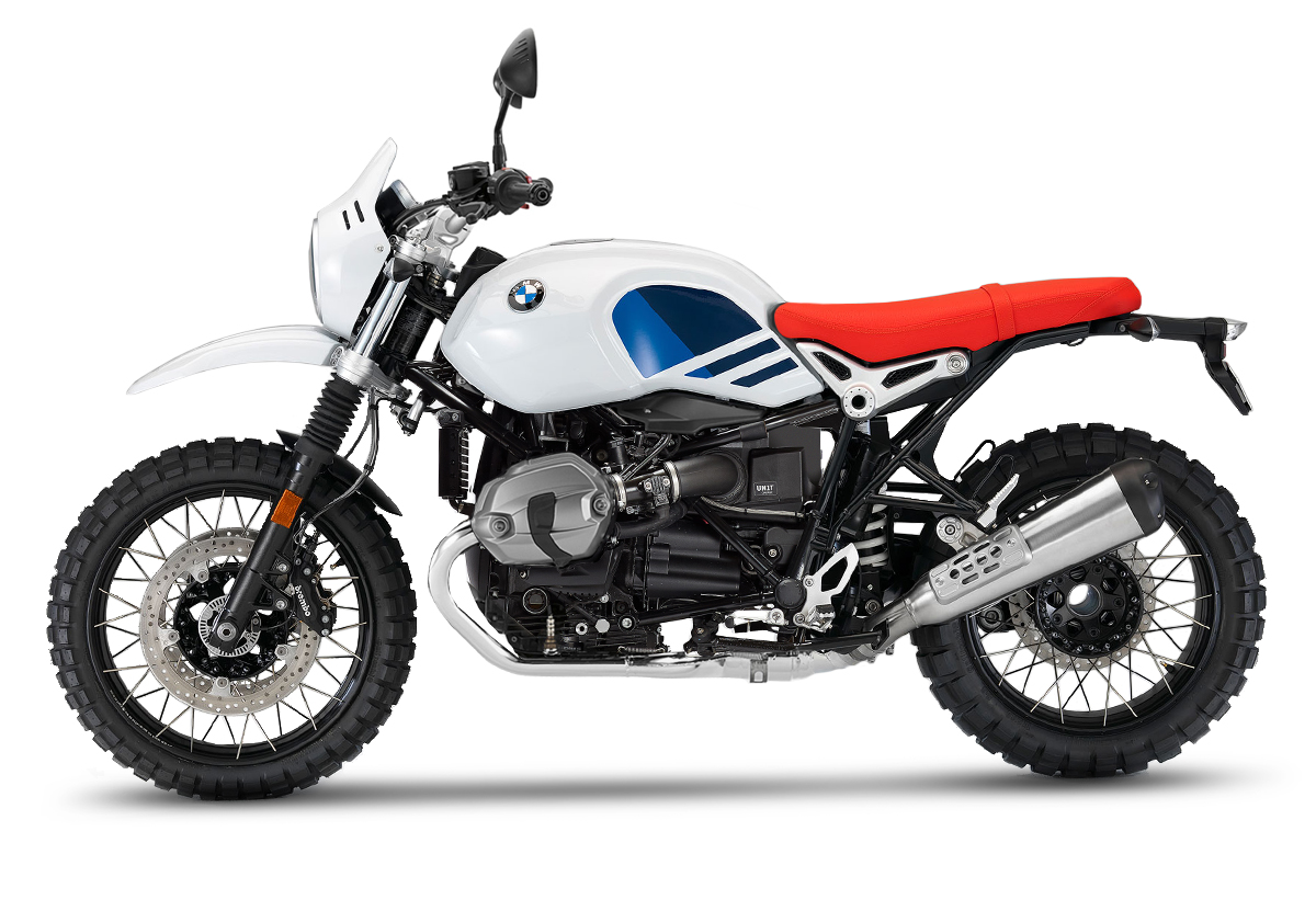 Kit R NineT Urban GS (with low exhaust)