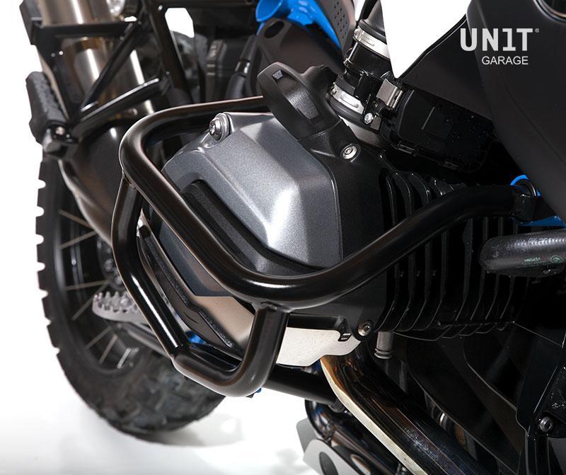 Engine Protection Crash Bars Force