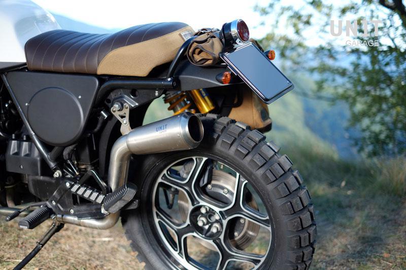 Exhaust K75