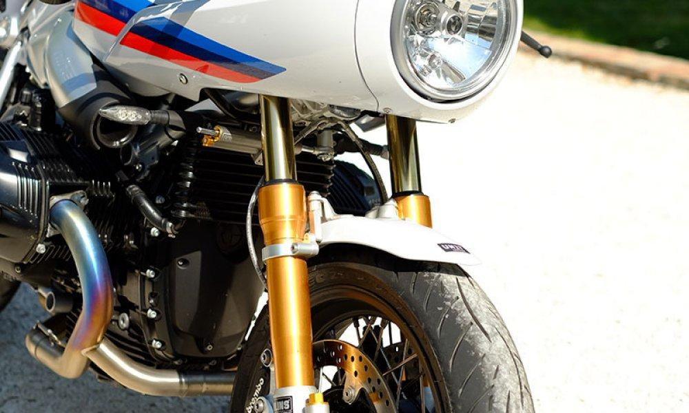 R nine T Racer
