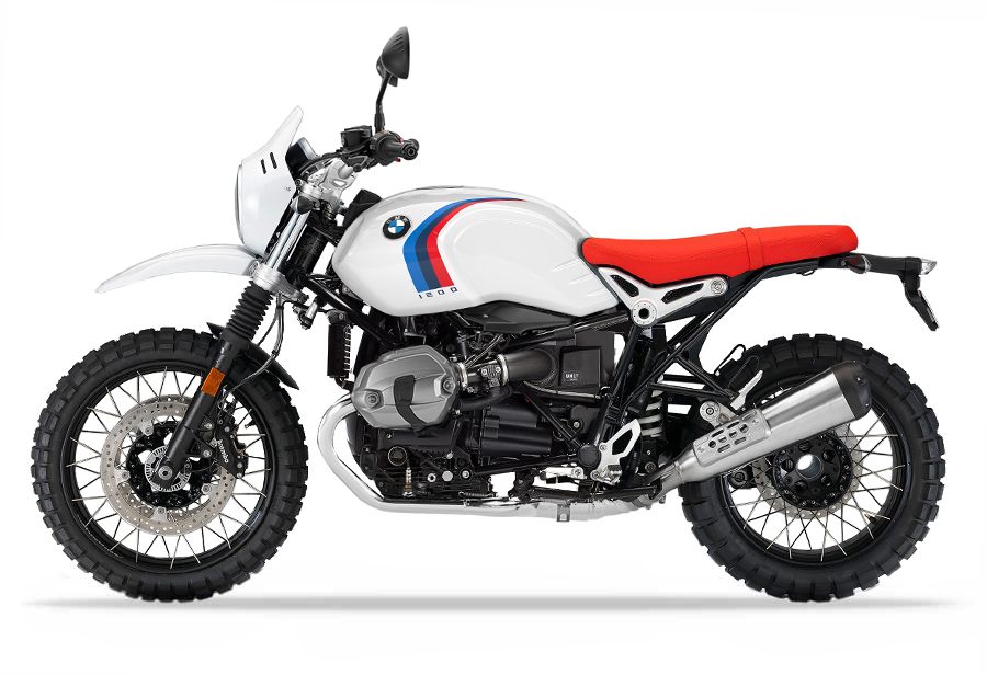 R nineT Urban GS (with low exhaust)