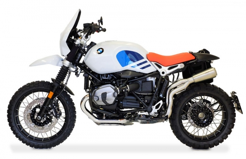 Suspensions with variable height nineT Urban GS and Scrambler