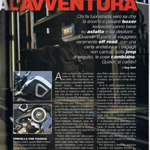 In Moto 2011 settembre 2