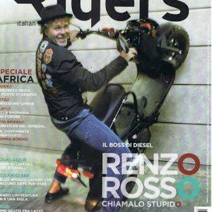 Riders 2011 copertina