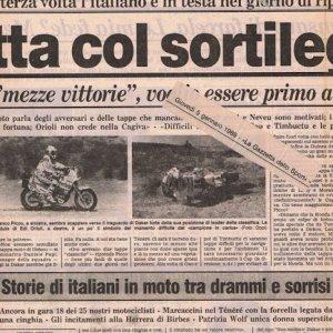 Gazzetta dello Sport 1989