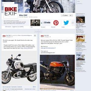 BIKE EXIF facebook Kit R120 R