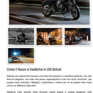 Kit R120 R BMW Moto Magazine april 2014