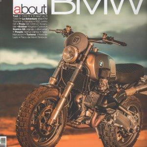 BMW MOTORRAD summer 2014 cover