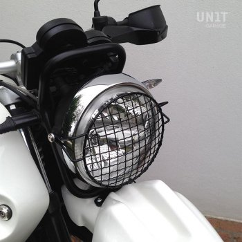 Headlight protection grill (R120 G/S)