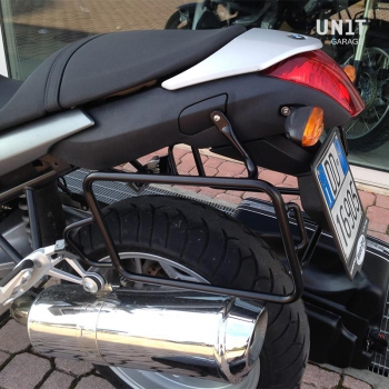Cylinder bar guards and skid