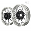 Ruote STS Tubeless Complete R1200 GS Silver