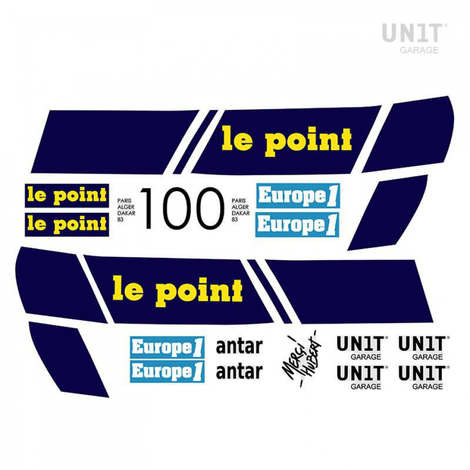 Stickers Le Point
