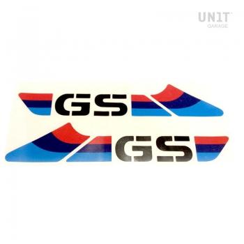 Tank stickers