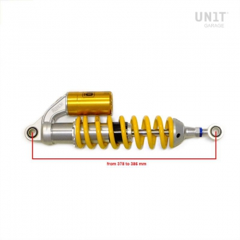Ohlins Suspension K series