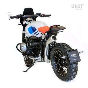 Rear suspension Ohlins high version