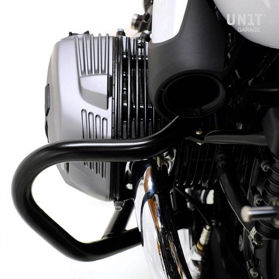 Engine protection crash bars nineT