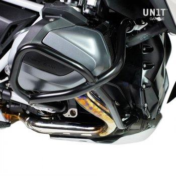 Engine protection crash bars Overland