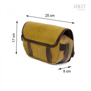 Sahara handlebar bag Canvas