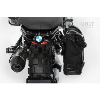 Side Pannier Canvas + Subframe Bmw GS 850/1100/1150 e ADV