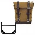 Canvas side bag + Universal frame