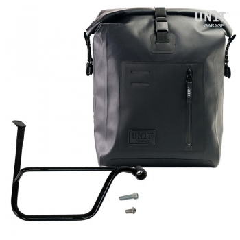 Khali side pannier in TPU + Right Subframe Triumph Speed Twin 1200 (2019 until now)