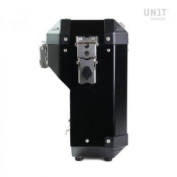 Unitgarage aluminium Panniers 37L