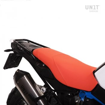 Orange Seat cover Rallye