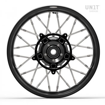 Pair of spoked wheels NineT Racer & Pure 24M9