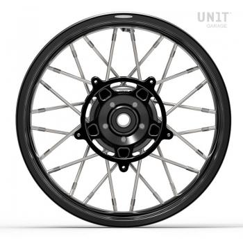 Pair of spoked wheels NineT UrbanGS 24M9