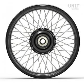 Pair of spoked wheels NineT UrbanGS 48M6