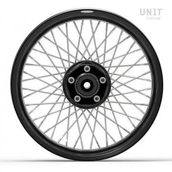 Pair of spoked wheels Triumph Street Twin & Street Cup 900 48M6