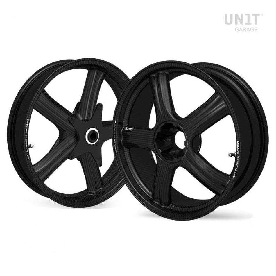 Wheels STS Tubeless Complete R nineT Alloy