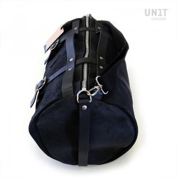 Kalahari Duffle Bag 25L Waxed Suede