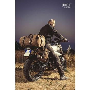 Duffle Bag Kalahari 25L Split Leather
