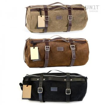 Duffle Bag Kalahari 43L Split leather