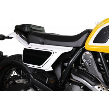 Side Ducati kits Ducati Fuoriluogo for low muffler