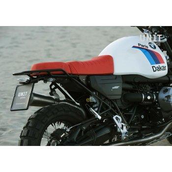 Side panels kit nineT Paris Dakar