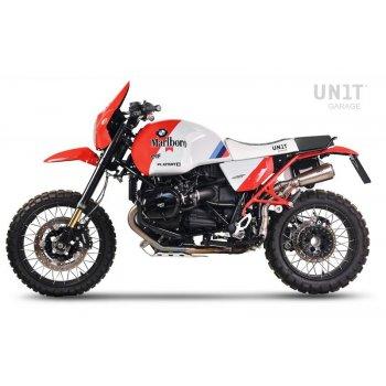 Side panels kit nineT Paris Dakar GR86