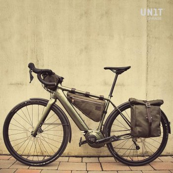 Gravel Pannier Canvas