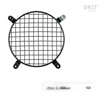 Headlight protection grill (Fenouil)