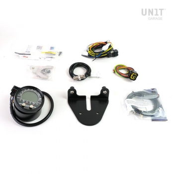 Kit front headlight PRO GASTON + Digital instrumentation