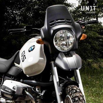 Kit front headlight PRO PRO FENOUIL (matt black)