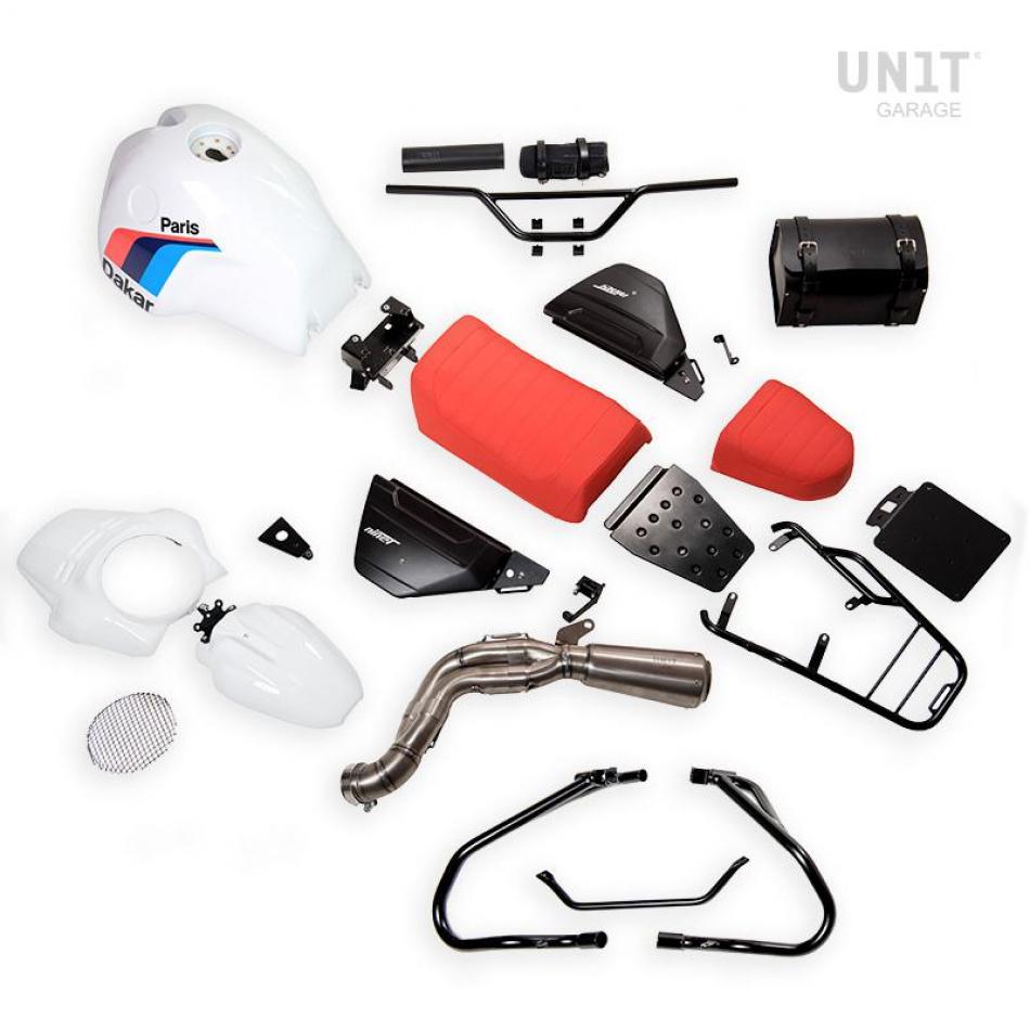 Kit NineT PARIS DAKAR with accessoires