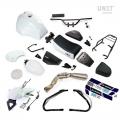 Kit NineT PARIS DAKAR HA83 with accessoires