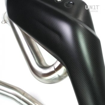 Fuoriluogo high exhaust