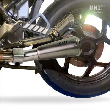 Exhaust K100 - K1100