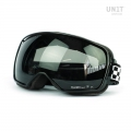 Feather lite black frame sunglasses