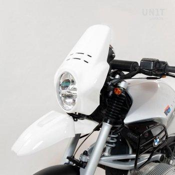 Front fender alpine white