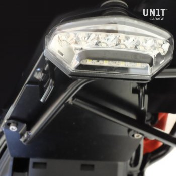 Support plate rear light nineT