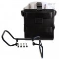 Carrying system in aluminum with adjustable leather front, Quick Release System and vitpilen 701 frame
